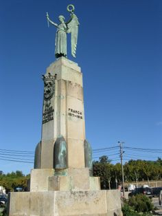 Monumento aos Mortos da 1a Grande Guerra Mondial (Monument for the death of the Great War WW I), Évora, Portugal