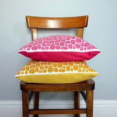 happy cushions by MRPS