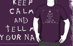 Death Note Keep Calm *keep calm and tell me your name*