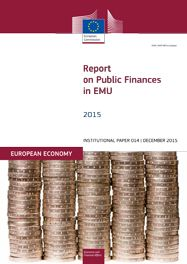 Report on Public Finances in EMU 2015