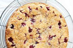 Crumble cake aux framboises avec thermomix. Je vous propose une recette de crumble cake aux framboises, simple et facile à réaliser avec le thermomix.