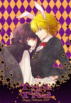 Gil and Oz pandora heart >w<!!!! : Dek-D.com - Writer