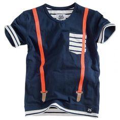 Z8 - T-shirt Faas navy