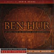 Ben-Hur audiobook dramatized by Focus on the Family. Incredible story... I've pretty much memorized the entire thing I've listened to it so much.