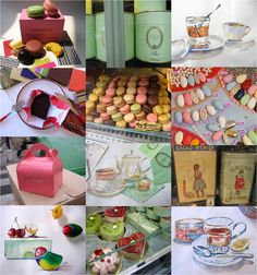 watercolor of desserts | photos of amazing desserts are the wonderful watercolor paintings she ...