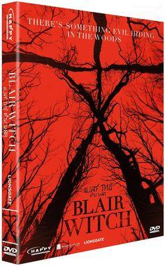 #BLAIRWITCH (2016) DVD R0 PAL - #JamesAllenMcCune, #CultHorror #Sequel