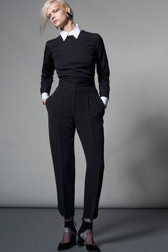 Giorgio Armani défilé pré-collections automne-hiver 2015-2016 #mode #fashion