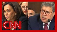 William Barr stumped by Kamala Harris' question African American Museum, American History, Real Politics, Enemy Of The State, Tell My Story, Kamala Harris, Nbc News, Presidents, Interview