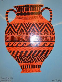 Friday Art Feature - It's All Greek To Me - Ancient Greek Pottery