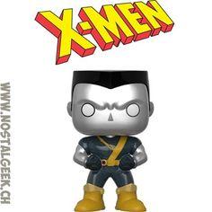 Figurine Funko Pop Marvel X-Men Colossus geek suisse geneve shop Marvel X, Funko Pop Marvel, Bd Comics, Manga, X Men, Disney Characters, Fictional Characters, Geek Stuff, Shopping