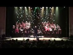 Gospelkoor Joyful Sound - Live like christmas - YouTube