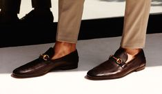Moccasins Outfit, Loafers Outfit, Gucci Loafers, Loafer Shoes, Loafers Men, Oxfords, How To Wear Loafers, Gucci Men, Spring Summer