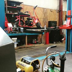 Yes, thats right! We even work on mini bikes! Bring you little mini bike into our shop and let our techinicians repair your bike! #stallingsnc #monroenc #charlottenc #local #dealer #minibike #minibikes #mini #bike #charlotte #stallings #monroe #service #center #servicecenter #serviceshop #generators #dewalt #propanetanks #weservicewhatwesellandmuchmore