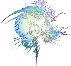 Final Fantasy XIII logo by eldi13