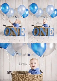 Babys 1st Birthday Photography Ideas Baby Boy Birthday1year Old PartyFirst