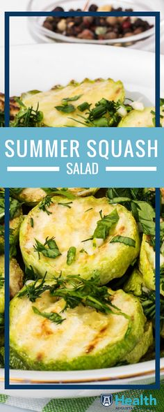 Squash is healthy, delicious, inexpensive and can be easily grown right in your own backyard. So if the benefits that come with it don't have you headed out the back door with your garden gloves and shovel in tow, this recipe will.