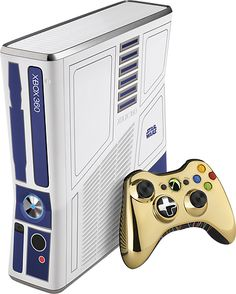 Xbox 360 Console Limited Edition Kinect #StarWars Edition http://goo.gl/0AeCw