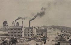 Panorama histórico industrial: as empresas de cerâmica e porcelana em Mauá