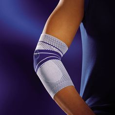 Bauerfeind EpiTrain Elbow Support by Bauerfeind - deal icon Kt Tape Elbow, Bursitis Elbow, Tennis Elbow Relief, Elbow Exercises, Middle Back Pain, First Aid Tips, Elbow Support, Elbow Pain, Tennis Workout