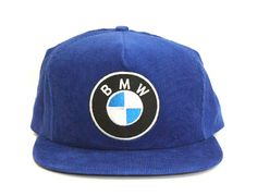 BMW Snapback Cap by HOMAGE LUXURY