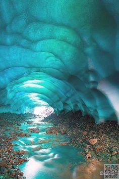 Crystal Cave, Svínafellsjökull, Islande