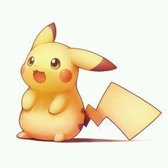 PikaFat. Pikachu (by つじ [Tsuji], Pixiv Id 285158)