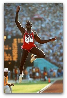 Carl Lewis--US 100m/ Long Jump, etc--Gold medalist  *Carl Lewis Pictures - Famous Track Runner | Olympic Runner Carl Lewis