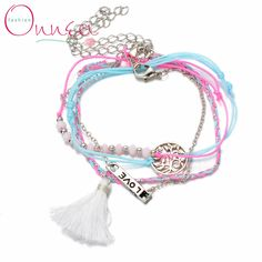 Find More Charm Bracelets Information about New Personalized Bohemian Ethnic Style Multilayer Beaded Tassel flexible Charm Bracelets cuir Jewelry for Women Valentine's Day,High Quality bracelet murano,China bracelet kid Suppliers, Cheap bracelet black from Vogue Fashion Jewelry Co.,Ltd on Aliexpress.com