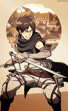 Shingeki no Kyojin :: Assassins AU