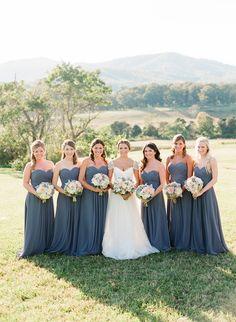 Wedding Venue Charlottesville, VA | Autumn On The Hill | Pippin Hill