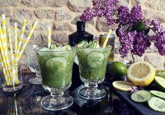 Matcha Cocktail Week | Der Matcha Mint Cooler - Shades of Nature