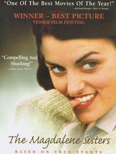 The Magdalene Sisters, 2002 Venice Film Festival Awards Golden Lion award winner, Peter Mullan (United Kingdom) #VeniceFestival #GoodMovies #Movies