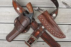 schofield revolver holster - Google Search