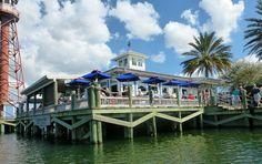 Restaurant at Lake Sumter Landing