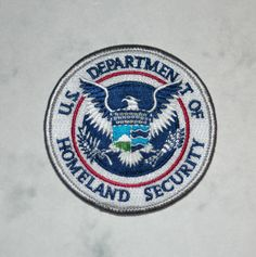to Cassidy Patches Law Enforcement Badges, Law Enforcement Agencies, Intelligence Service, Federal Agencies, Police Patches, Homeland, Piercings, Coins, United States