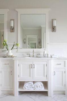 Hampton Style Bathroom More