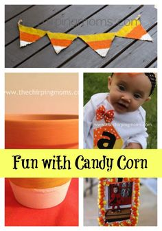 Share  This post is dedicated to everyone's fall favorite candy. Everything we want to share with you is all about CANDY CORN! Candy Corn Flower Pots  Supplies Needed: Small Flower Pot Orange, Yellow, and White Craft Paint Paint Brushes Directions: Paint the flower pot to look like a candy corn! I did this …