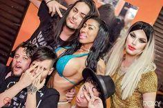 Hoje bateu uma saudade da @inesbrasiltv  @luiscarloscarneiro #dragqueen #drag #queen #welovequeens #brazilianqueens #pretty #beautiful #love #fun #pink #color #picoftheday #happy #alcohol #werk #hair #booty #ass #tequilo #music #dance #drinks #happy #roxy #fantasy #alice #magic #disney by vanilla_heather http://ift.tt/1qI6Uep