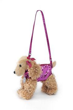 Girls Puppy Purse (available only in stores) Click image to see weekly ad  #MeijerKidsLooks  #BackToSchool