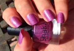 Pretty Little Nails: Holothon 2.0 #7 Shaka Violet (B)