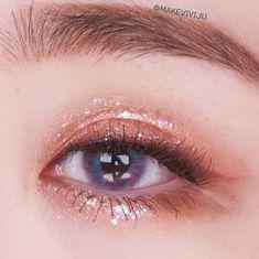 Fancy Makeup, Cute Makeup, Pretty Makeup, Simple Makeup, Makeup Looks, Kiss Makeup, Makeup Art, Beauty Makeup, Korean Eye Makeup