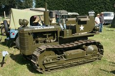 semitrckn: International T-6 army crawler