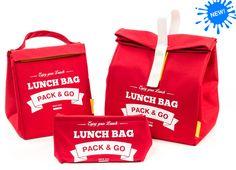 Lunch Bag - Закажи себе сумку для еды наpackandgo.com.ua