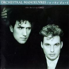 """Orchestral Manoeuvres in the Dark. A British New Wave/synthpop group (famously known as OMD) was founded by Andy McCluskey and Paul Humphreys. Top singles: """"If You Leave"""", """"Enola Gay"""", """"Tesla Girls"""", Electricity"""", """"Dreaming"""" Rick Astley, Pet Shop Boys, Joy Division, Enola Gay, Vinyl Collection, Record Collection, New Wave Music, Italo Disco, Pochette Album"""