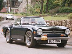 Triumph TR-6...Fabulous!