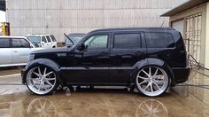 Tricked Out Showkase - A Custom Car | Sport Truck | SUV | Exotic | Tuner | Blog: Agressive Dodge Nitro