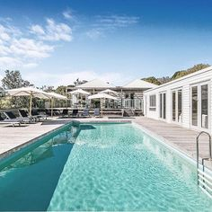 If you've ever dreamed about the ultimate holiday home, chances are it may have resembled this #Portsea property. Set on an exceptionally private 3006 sqm allotement, this sprawling pavilion-style home delivers the best of Portsea's famed holiday lifestyle. With a glistening pool and mod-grass tennis court, the luxury five-bedroom residence is an oasis of timeless style. We can't help but dream about spending summer on this sun-drenched deck. Care for a dip? See more of 20 Paringa Road…