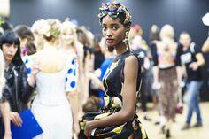 Video e foto dal backstage del Fashion Show Dolce