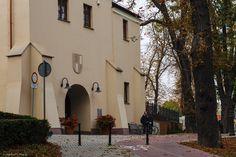 Zamek w Raciborzu. Brama wjazdowa.