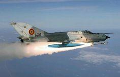 "MiG-21 ""Fishbed"""